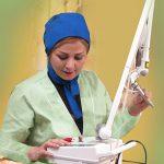 دکتر زهرا سعادتی متخصص جراحی عمومی و لیزر در تهران منطقه پاسداران دکتر جراح خانم و زنان می باشد